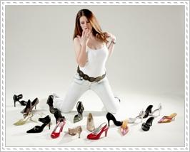 Schuhauswahl zum Outfit